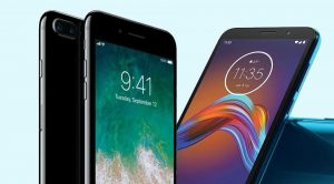 Почему в рекламе на экранах смартфонов Motorola указано время 11.35, а на iPhone — 09.41?